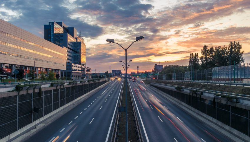 Verkeersveiligheid ter hoogte van de afrit E17 te Kortrijk