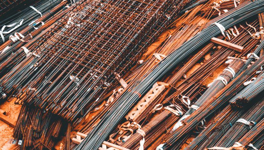 Schaarste en prijsstijging van bouwmaterialen